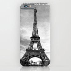 Paris is not a city, it's a state of mind iPhone 6s Slim Case