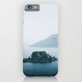 Pontikonisi Island - Greece iPhone Case