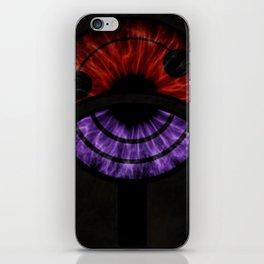 Uchiha Clan Fan Art iPhone Skin