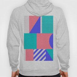 geometrics Hoody