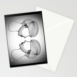 Queer boys  Stationery Cards