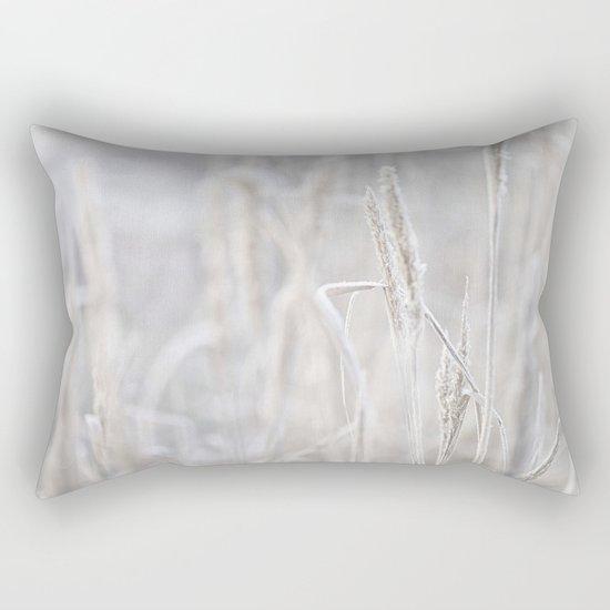 Wintertime Rectangular Pillow