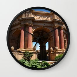 Palace of Fine Arts - Marina District Wall Clock