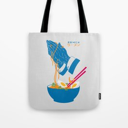 Delicious Daily Ramen Tote Bag