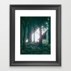 BEAMMM (everyday 08.13.16) Framed Art Print