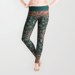 -A29- Epic Heritage Traditional Islamic Artwork. Leggings