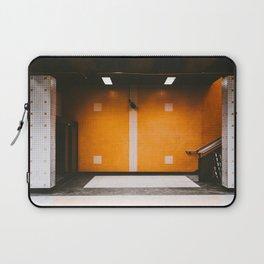 Montreal Subway | Métro de Montréal Laptop Sleeve