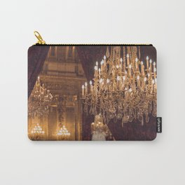 Luxury Chandelier Carry-All Pouch