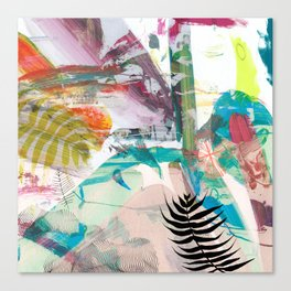 Florish 1 Canvas Print