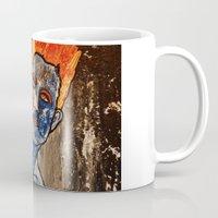 apollo Mugs featuring Apollo by Chris The Artist
