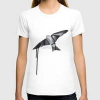 swallow T-shirts featuring Swallow by Molnár Roland