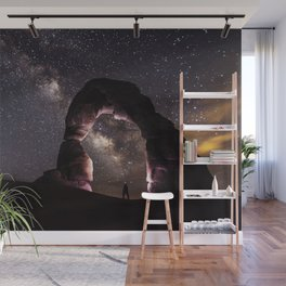 Delicate Nights Wall Mural