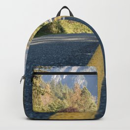 To the Mountains! Backpack
