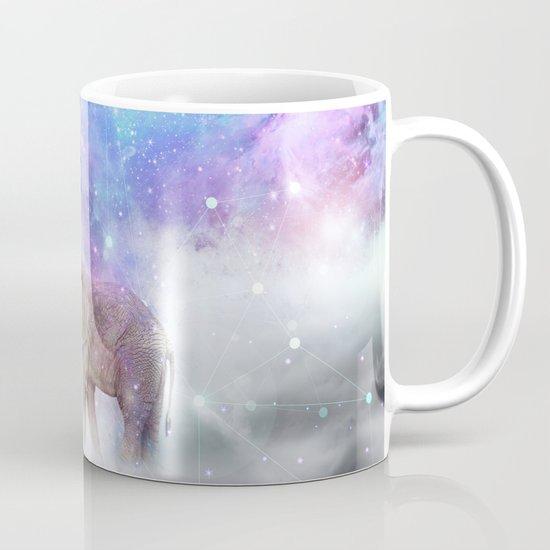 Don't Be Afraid To Dream Big • (Elephant-Size Dreams) Mug
