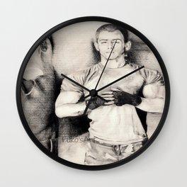 Nick Jonas Wall Clock