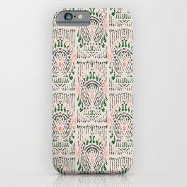 INARI IKAT LIGHT iPhone Case