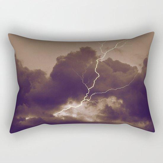 Turbulence Rectangular Pillow