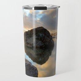 Moonstone Sunset Travel Mug