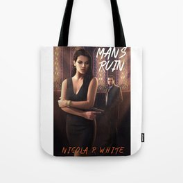 Man's Ruin - Pulp Cover Variant Tote Bag