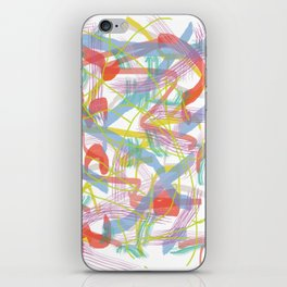 Spring 2018 Color Vibe iPhone Skin