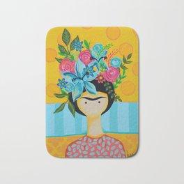 Frida alegria Bath Mat