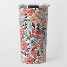 Spring Flor Adore Travel Mug
