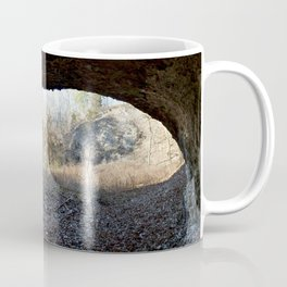 Alone in Secret Hollow with the Caves, Cascades, and Critters, No. 12 of 21 Coffee Mug