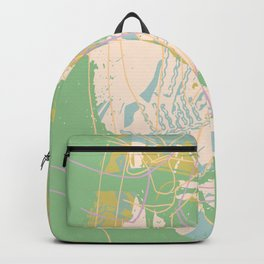 As it was and is not now Backpack