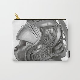 Cat Gladiator Carry-All Pouch