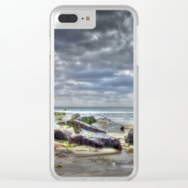 Porth Ysgo Clear iPhone Case