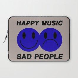 Tru Happy Music Laptop Sleeve