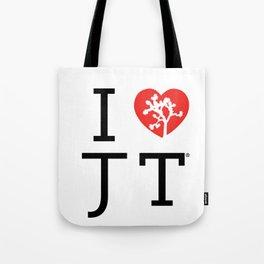 I love Joshua Tree by CREYES Tote Bag