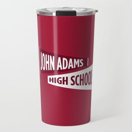 John Adams High School Travel Mug