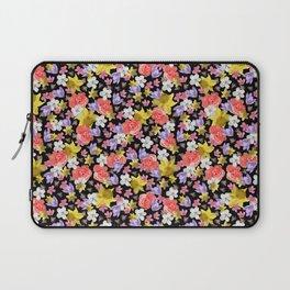 Floral Haze Laptop Sleeve