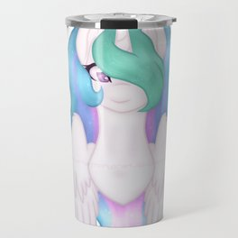 shaded celestia bust Travel Mug