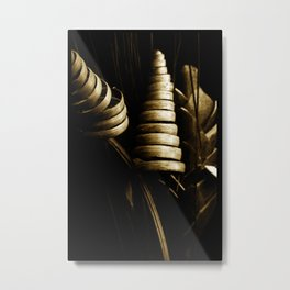 Corn swirls Metal Print