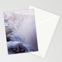Magic waterfall Stationery Cards