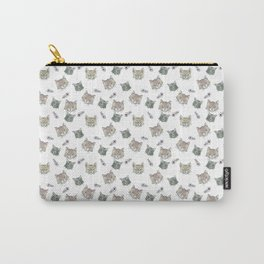 underdog cat Carry-All Pouch
