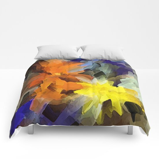 Cubepressionism Comforters