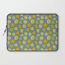 Pattern Project #47 / Skulls & Bulbs Laptop Sleeve
