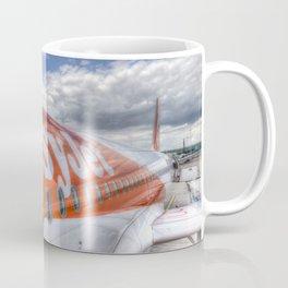 EasyJet Airbus A320 Coffee Mug