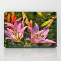 lily iPad Cases featuring lily by Karl-Heinz Lüpke