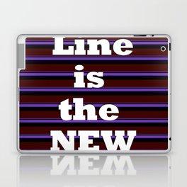 OFF Line is the NEW LUXURY Laptop & iPad Skin