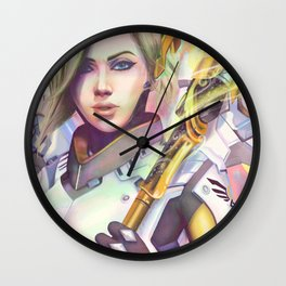 Have Mercy Wall Clock