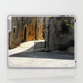 Historic Alleyway Laptop & iPad Skin