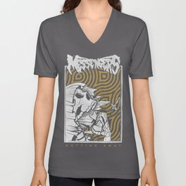 Messengers_Rotting Away Unisex V-Neck