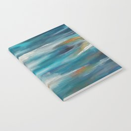 Moroccan Sea Spray Notebook