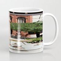 oasis Mugs featuring Oasis by Photaugraffiti