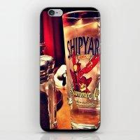 ale giorgini iPhone & iPod Skins featuring Ale by Wondrous Sky