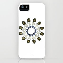 LAPUTA MANDALA iPhone Case
